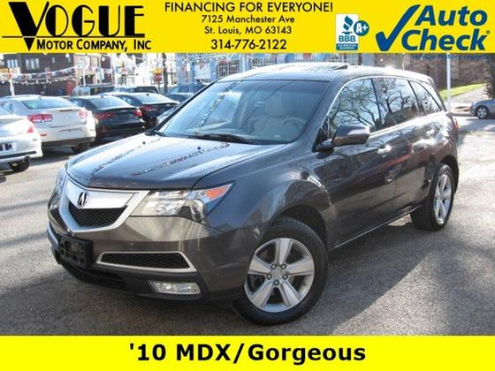 2010 Acura MDX :24 car images available