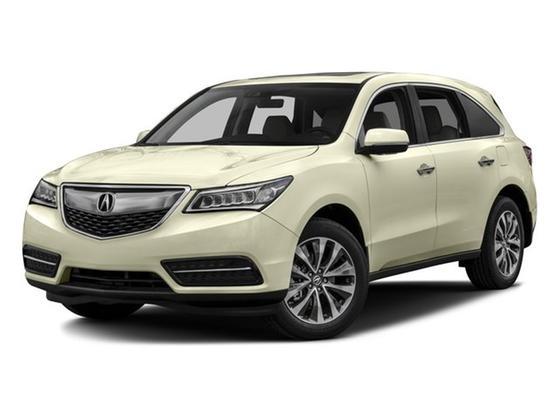 2016 Acura MDX  : Car has generic photo