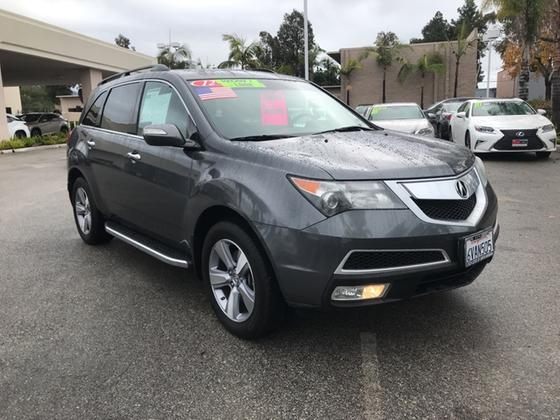 2012 Acura MDX :11 car images available