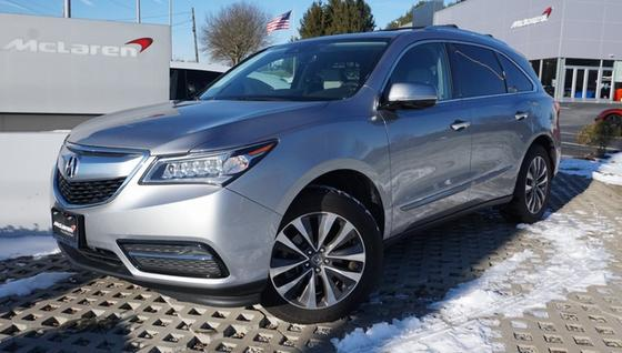 2016 Acura MDX :11 car images available