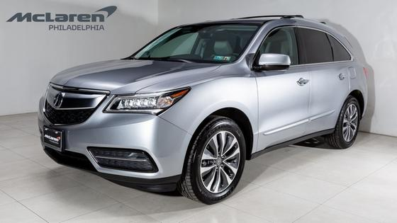 2016 Acura MDX :23 car images available