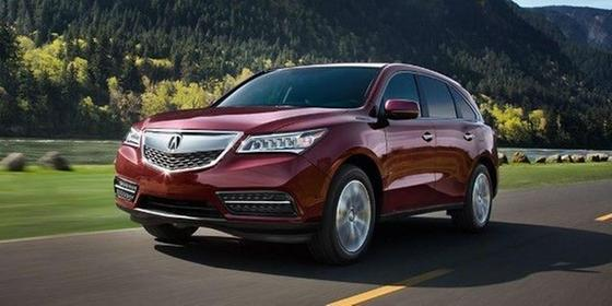 2016 Acura MDX :2 car images available