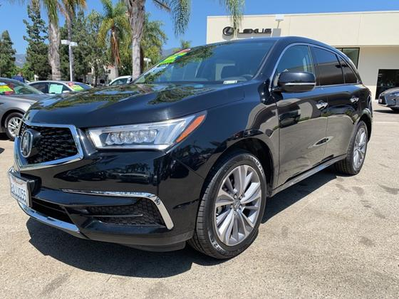 2017 Acura MDX :23 car images available