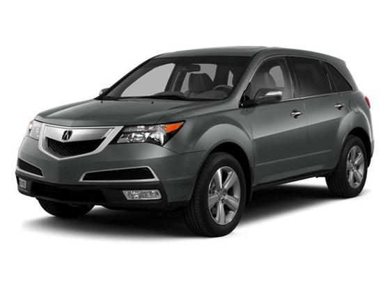 2013 Acura MDX  : Car has generic photo