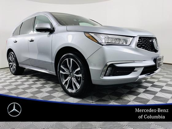 2020 Acura MDX :24 car images available