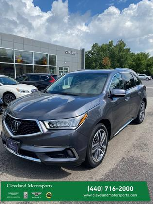 2017 Acura MDX :17 car images available