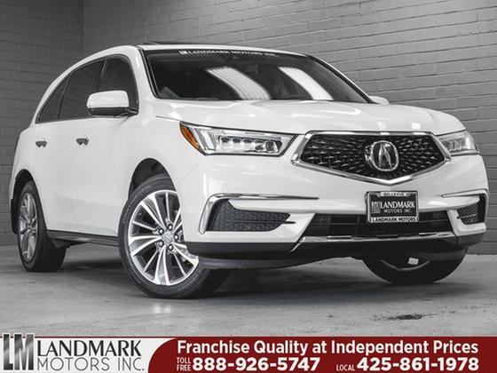 2017 Acura MDX :24 car images available