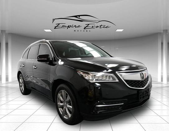 2015 Acura MDX Advance:24 car images available