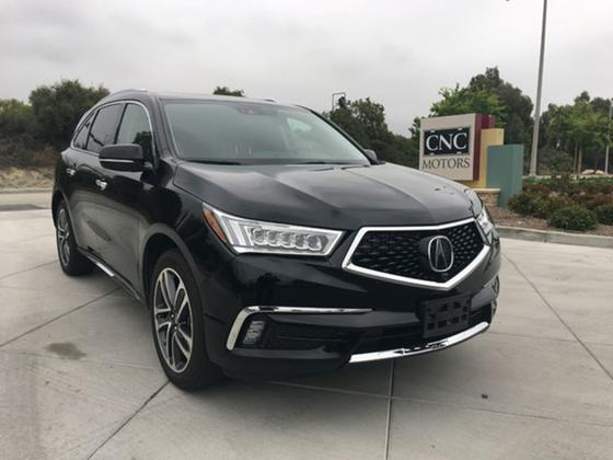2017 Acura MDX Advance:10 car images available