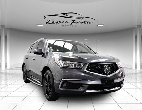 2017 Acura MDX Advance:24 car images available