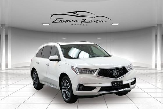2017 Acura MDX Sport:24 car images available