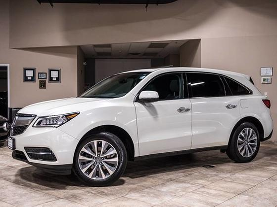 2015 Acura MDX Technology:24 car images available