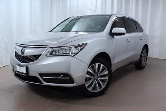 2014 Acura MDX Technology:23 car images available