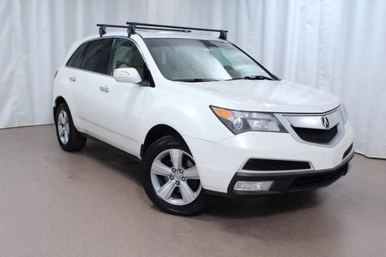 2010 Acura MDX Technology:24 car images available