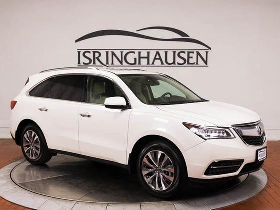 2015 Acura MDX Technology:20 car images available