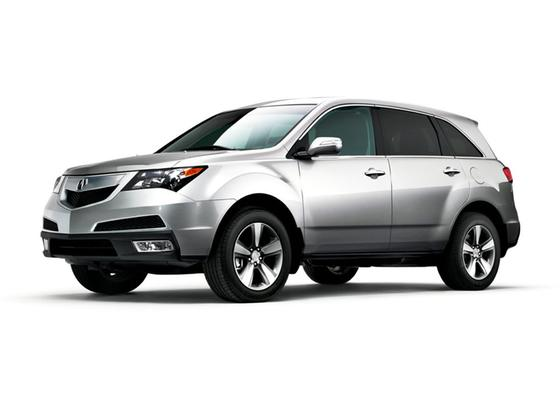 2011 Acura MDX Technology : Car has generic photo
