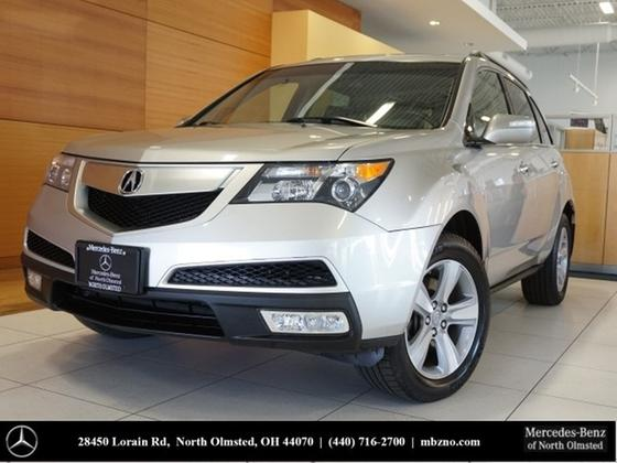 2011 Acura MDX Technology:24 car images available