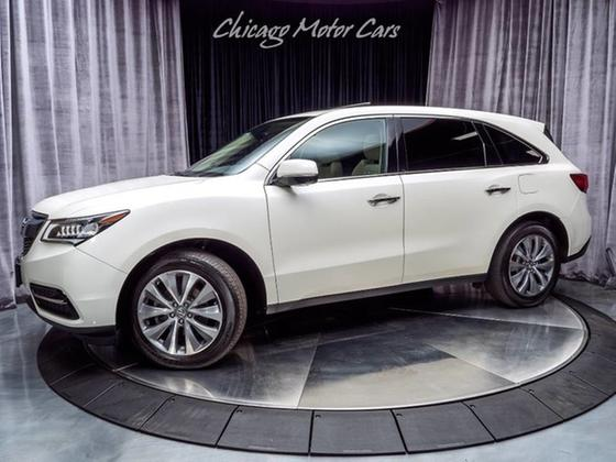 2016 Acura MDX Technology:24 car images available