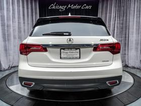 2016 Acura MDX Technology