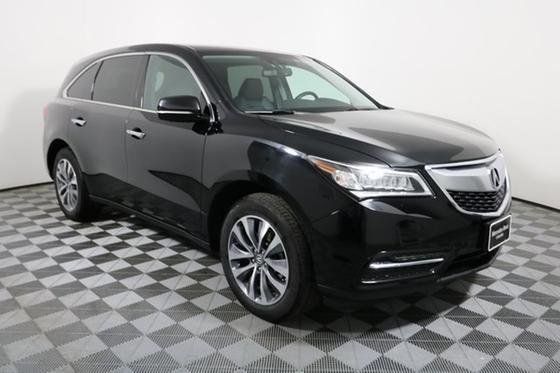 2014 Acura MDX Technology:24 car images available