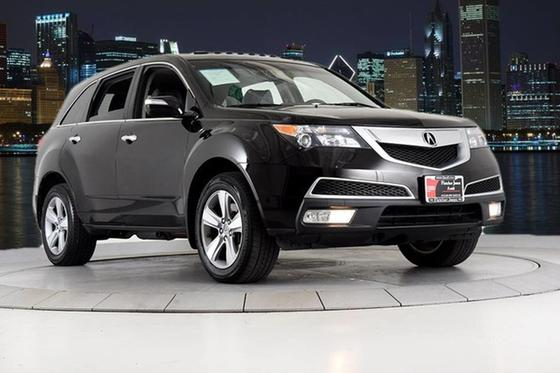 2013 Acura MDX Technology:24 car images available