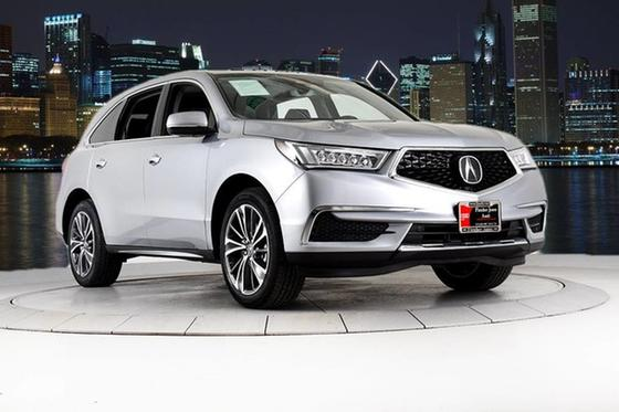 2020 Acura MDX Technology:24 car images available
