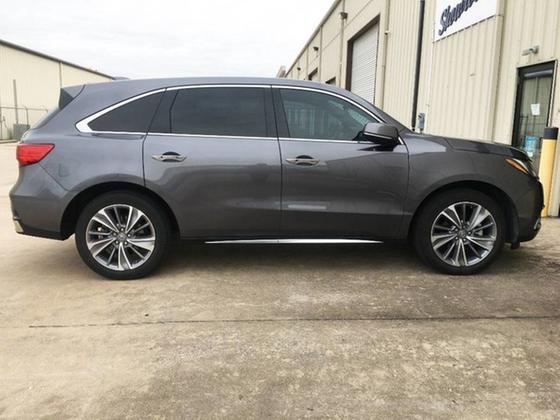 2018 Acura MDX Technology