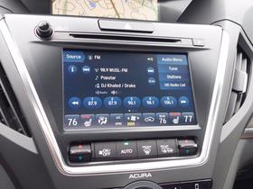 2019 Acura MDX Technology