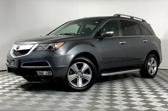 2012 Acura MDX Technology:24 car images available