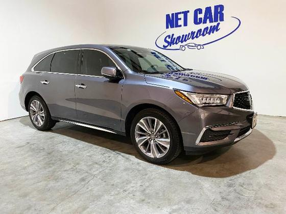 2018 Acura MDX Technology:24 car images available