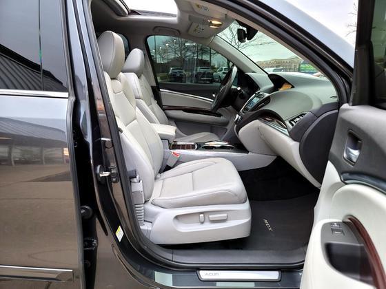 2016 Acura MDX Technology