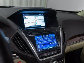 2017 Acura MDX Technology