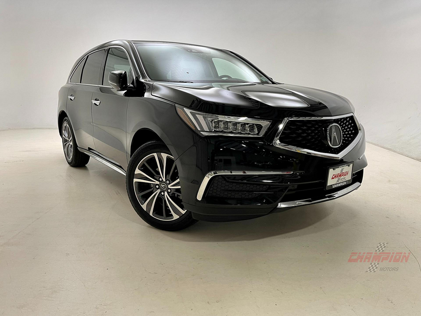 2019 Acura MDX Technology:24 car images available