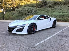 2017 Acura NSX :17 car images available