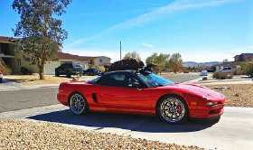1993 Acura NSX :12 car images available