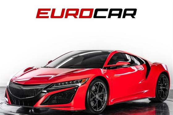 2018 Acura NSX :24 car images available