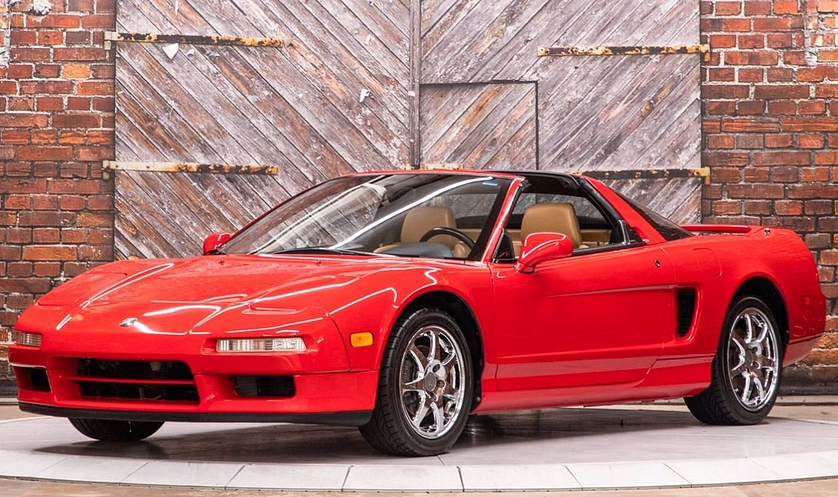 1996 Acura NSX :4 car images available