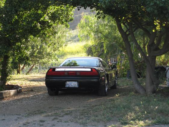 1996 Acura NSX T : Car has generic photo