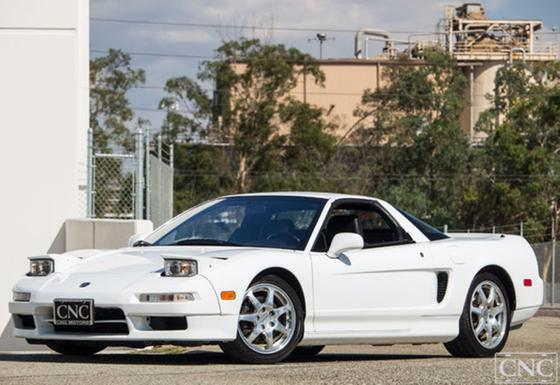 1996 Acura NSX T:24 car images available