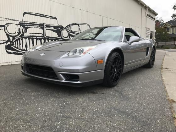 2002 Acura NSX T:9 car images available