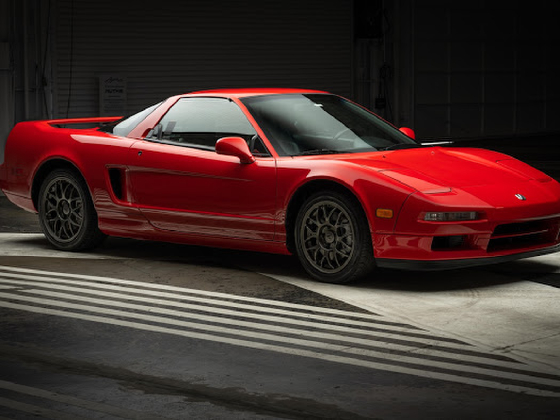 1999 Acura NSX Zanardi Edition:24 car images available