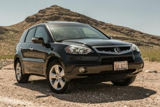 2009 Acura RDX :4 car images available