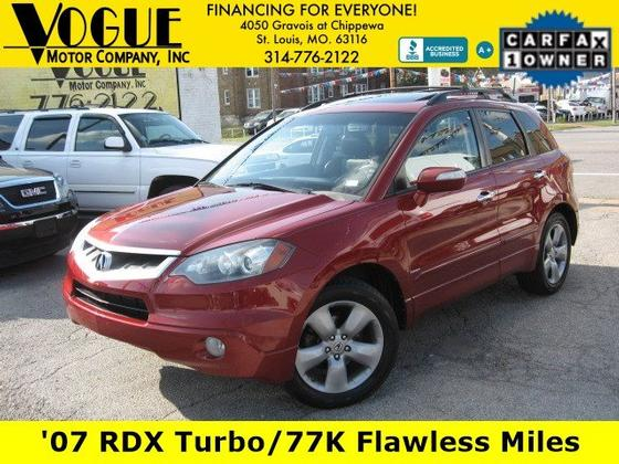 2007 Acura RDX :23 car images available