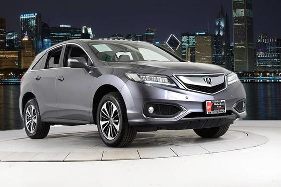 2018 Acura RDX Advance:24 car images available