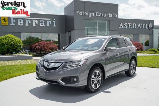 2017 Acura RDX Advance:24 car images available