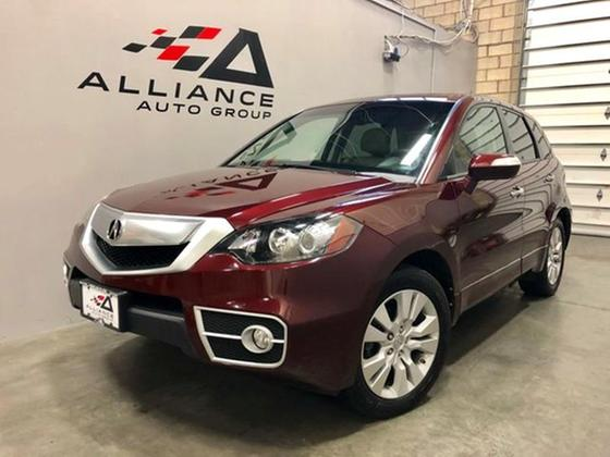 2011 Acura RDX Technology:24 car images available