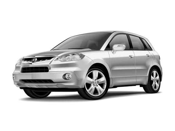 2008 Acura RDX Technology : Car has generic photo