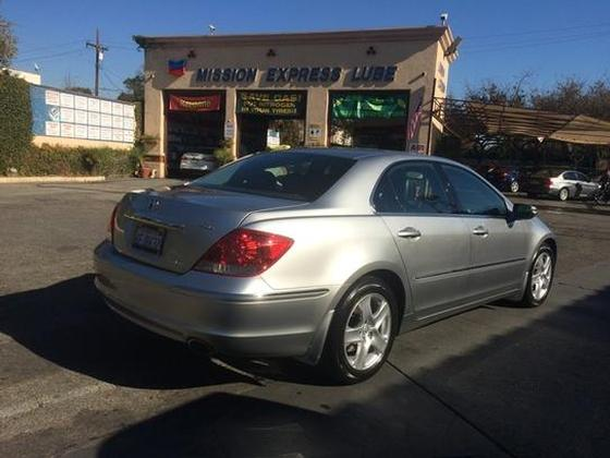 2008 Acura RL :4 car images available