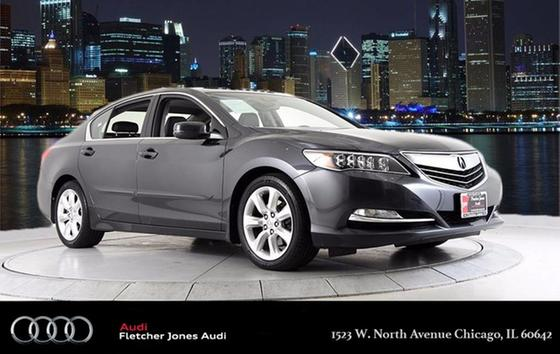 2014 Acura RLX :24 car images available
