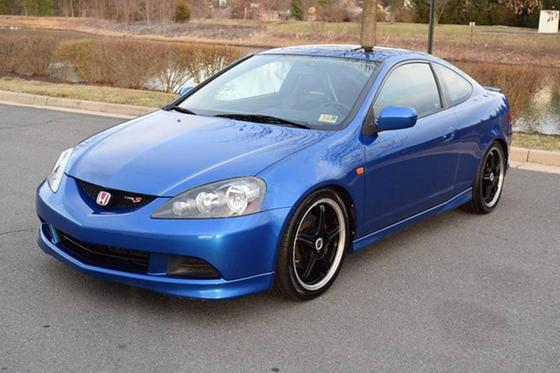 2005 Acura RSX Type S:24 car images available